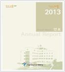 병원연보(2013년) 표지